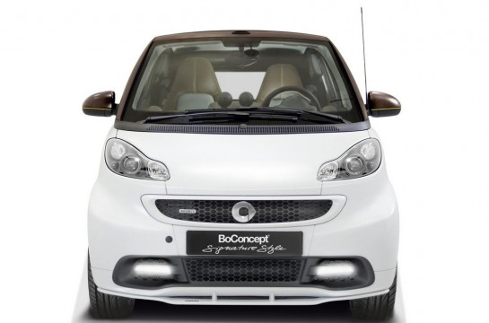 Smart ForTwo BoConcept 2 545x360 at Geneva Preview: Smart ForTwo BoConcept