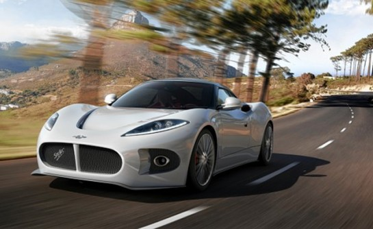 Spyker B6 545x334 at Geneva Preview: Spyker B6 First Picture
