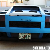 Superior Auto Design Gallardo 6 175x175 at Gallery: Matte Blue Gallardo by Superior Auto Design