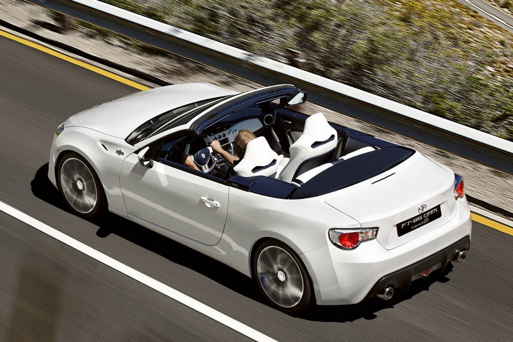toyota ft 86 open driving footage video. Black Bedroom Furniture Sets. Home Design Ideas