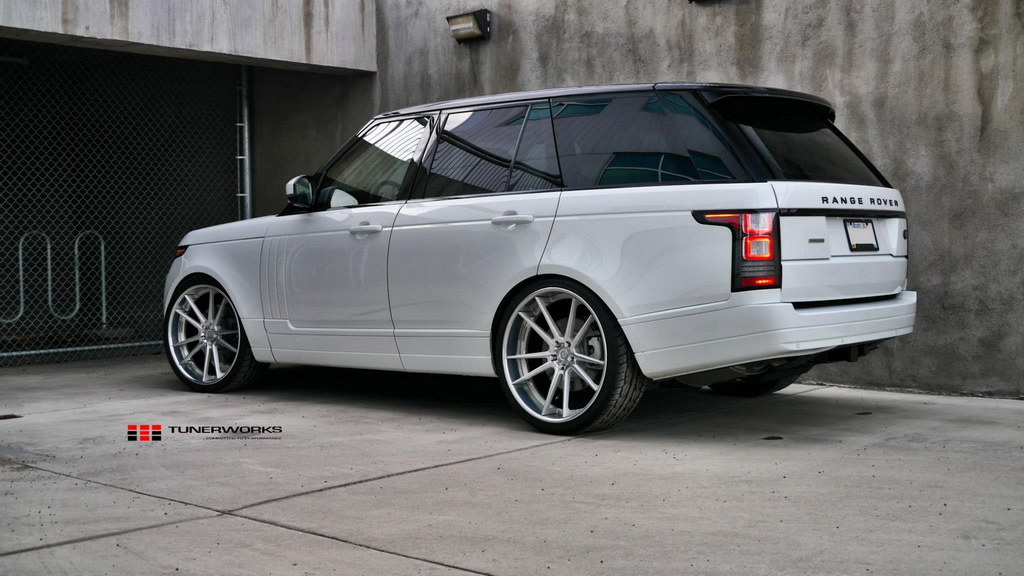 2013 Range Rover Styled By Tunerworks