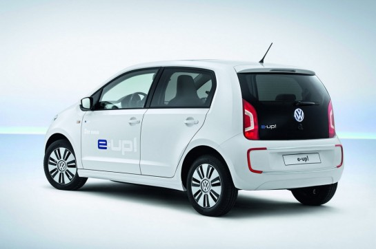 Volkswagen e UP 2 545x362 at Volkswagen e up! Announced with 150km Range