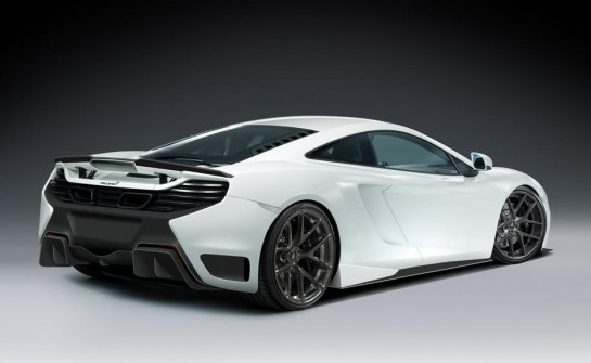 Vorsteiner 12C Rear1 545x335 at Vorsteiner McLaren MP4 12V   New Picture Released