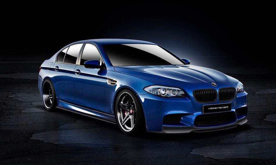 фото b тюнинг BMW M5…