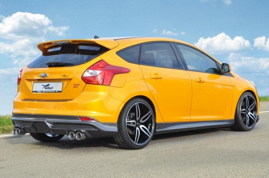 Wolf Racing Focus ST 1 545x361 at Ford Focus ST by Wolf Racing