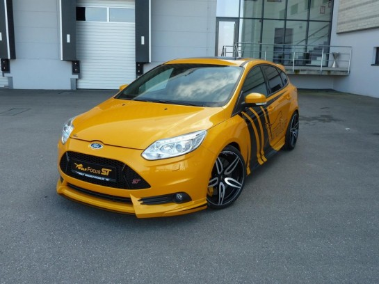 Wolf Racing Focus ST 2 545x408 at Ford Focus ST by Wolf Racing