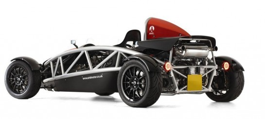 airel to get titanium chassis 545x245 at Ariel Atom to Get Lightweight Titanium Chassis