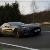 aston martin one 77 high speed testing front side 175x175 at Aston Martin History & Photo Gallery