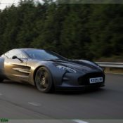 aston martin one 77 high speed testing front side 2 175x175 at Aston Martin History & Photo Gallery
