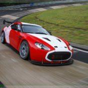 aston martin v12 zagato at the nurburgring front side 4 1 175x175 at Aston Martin History & Photo Gallery