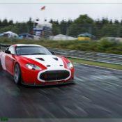 aston martin v12 zagato at the nurburgring front side 6 1 175x175 at Aston Martin History & Photo Gallery