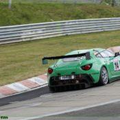 aston martin v12 zagato nurburgring rear 175x175 at Aston Martin History & Photo Gallery