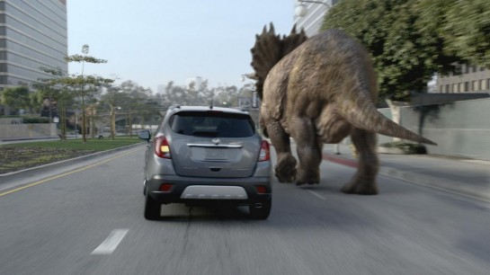 cq5dam.web .1280.12801 545x306 at Buick Encore Boasts Small Size in 'Dinosaur' Commercial