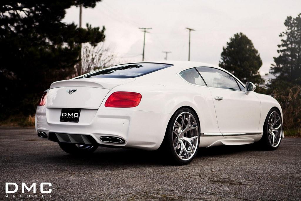 Dmc Bentley Gt Duro Reveled In Full