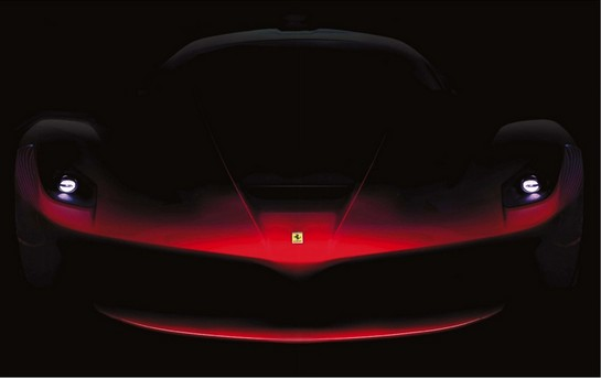 enzo replacement 1 at Ferrari F150 Tailpipes Revealed in New Teaser