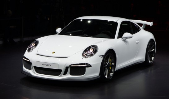 new 911 GT3 545x321 at New Porsche 911 GT3 Design Explained   Video