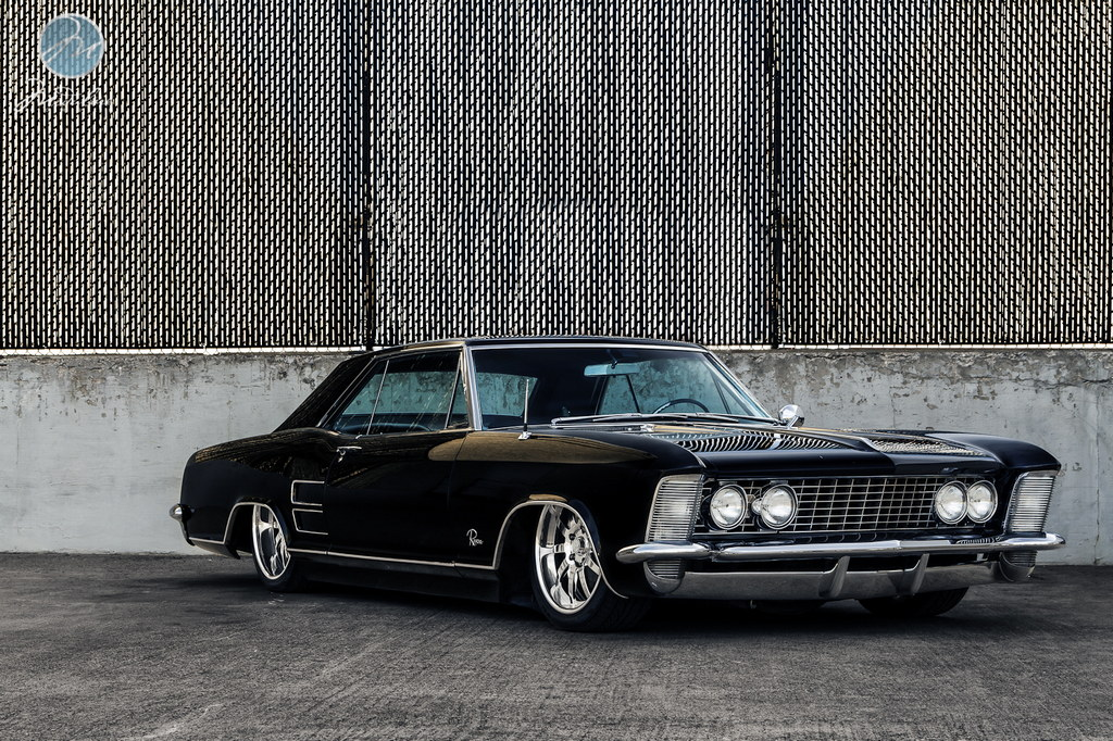 Gallery 1964 Buick Riviera On Modulare Wheels