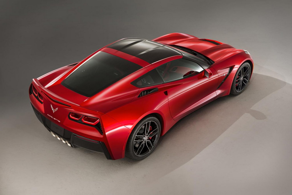 2014 Corvette Stingray Priced: Coupe $51,995 – Convertible $56,995