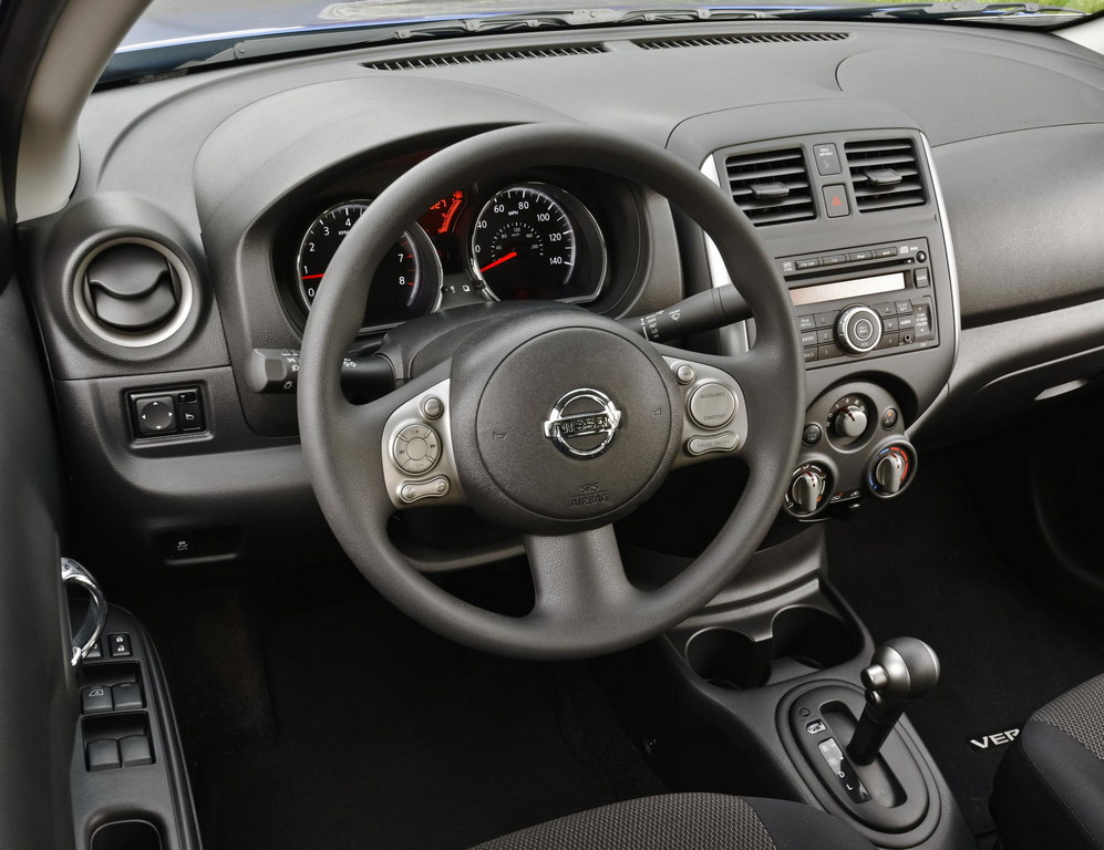 2014 nissan versa sedan u s pricing announced. Black Bedroom Furniture Sets. Home Design Ideas