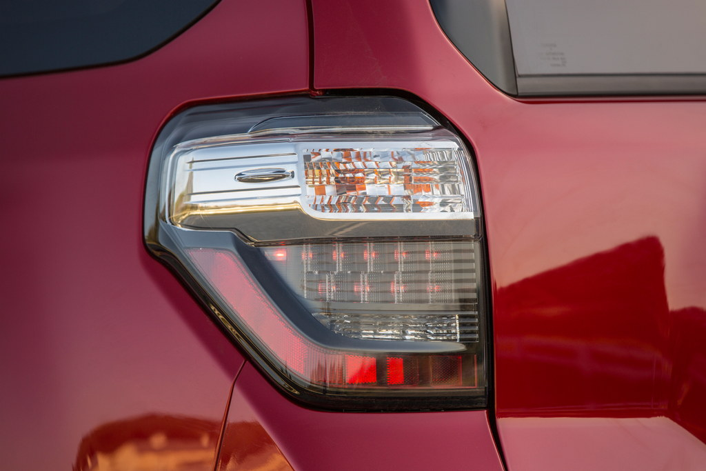 Toyota обновила внедорожник 4Run…