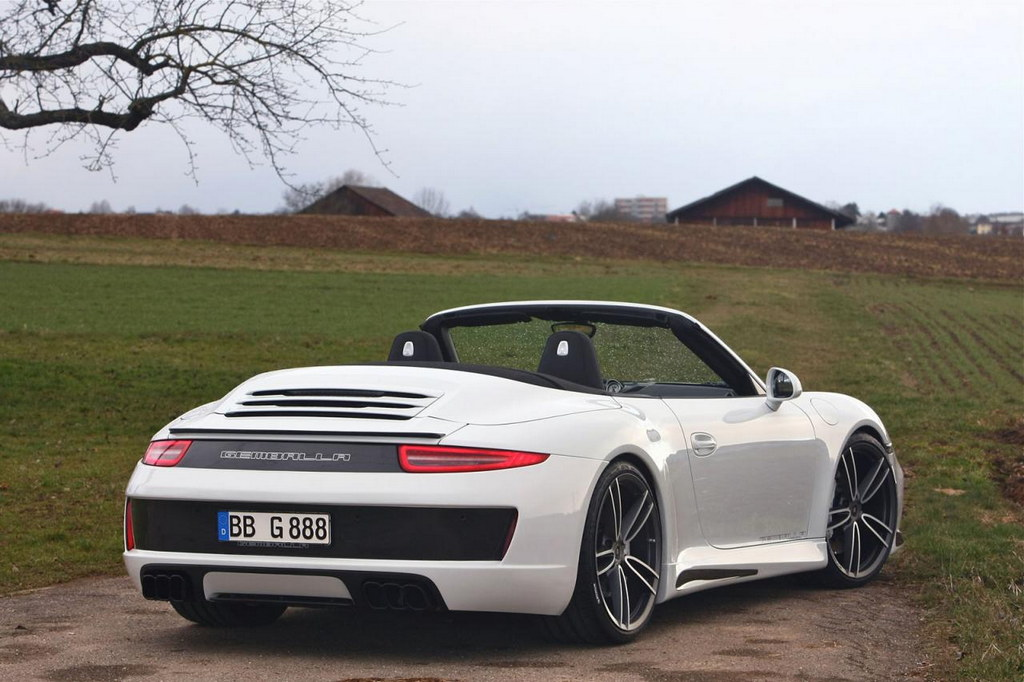 porsche 991 carrera s convertible by gemballa. Black Bedroom Furniture Sets. Home Design Ideas