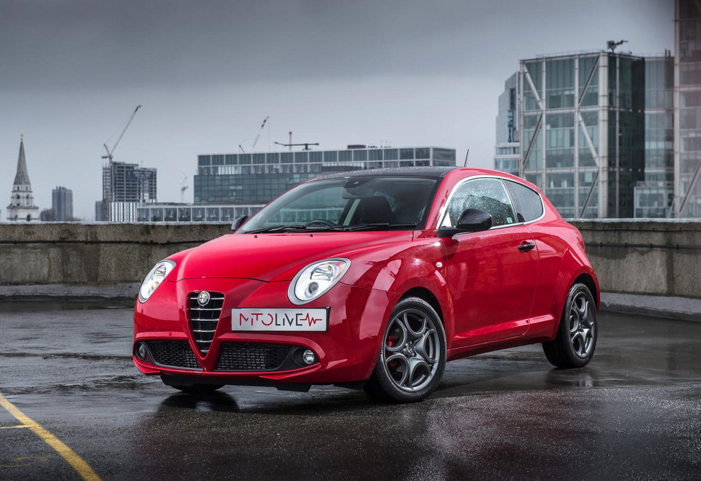 alfa romeo mito live limited edition for uk. Black Bedroom Furniture Sets. Home Design Ideas