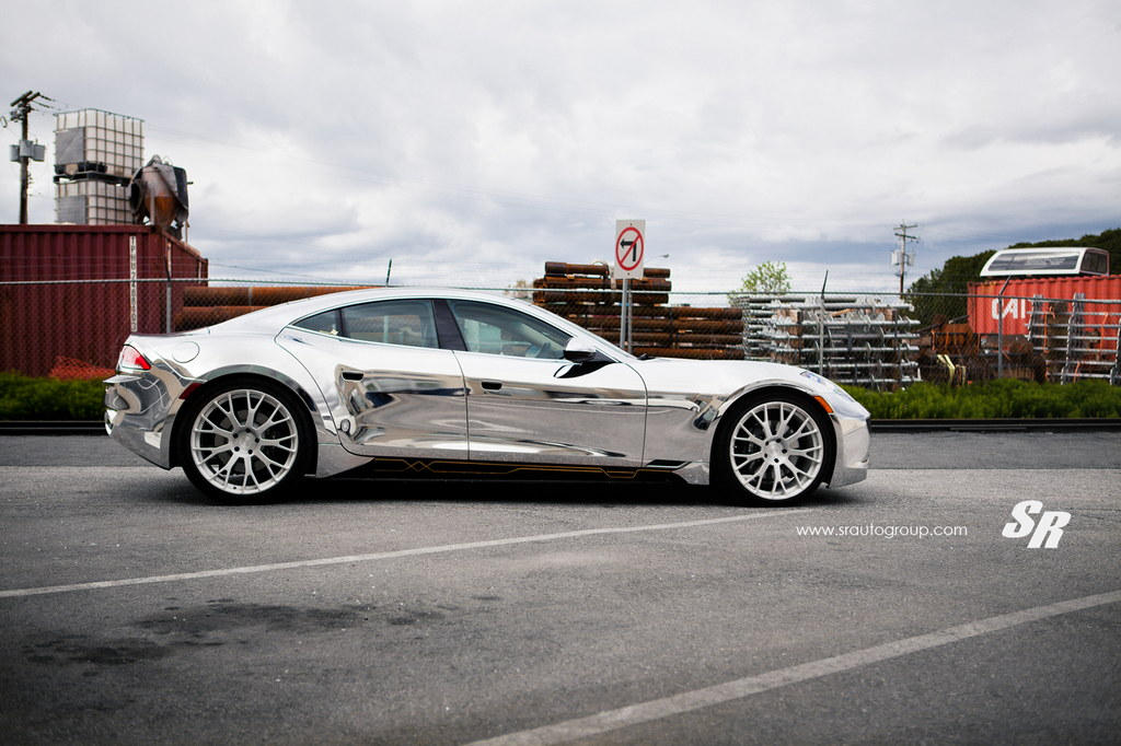 Chrome Fisker Car Price