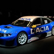 Dacia Logan STCC 1 175x175 at Dacia Logan STCC Race Car Caught in Action   Video