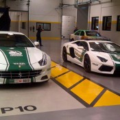 Dubai Police new rides 1 175x175 at Dubai Police Now Adding Mercedes SLS and Bentley GT to its Fleet