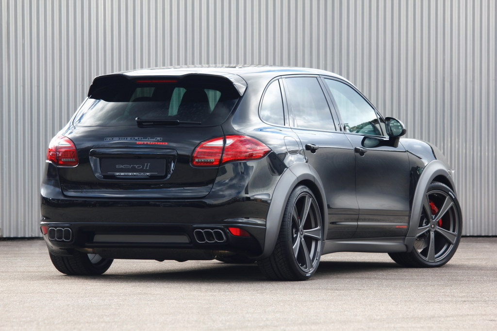 Cayenne S With Sport Design Package