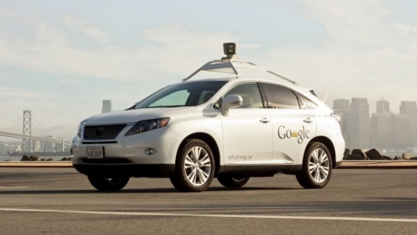 Google Car 600x338 How Technology is Revolutionizing the Way We Drive