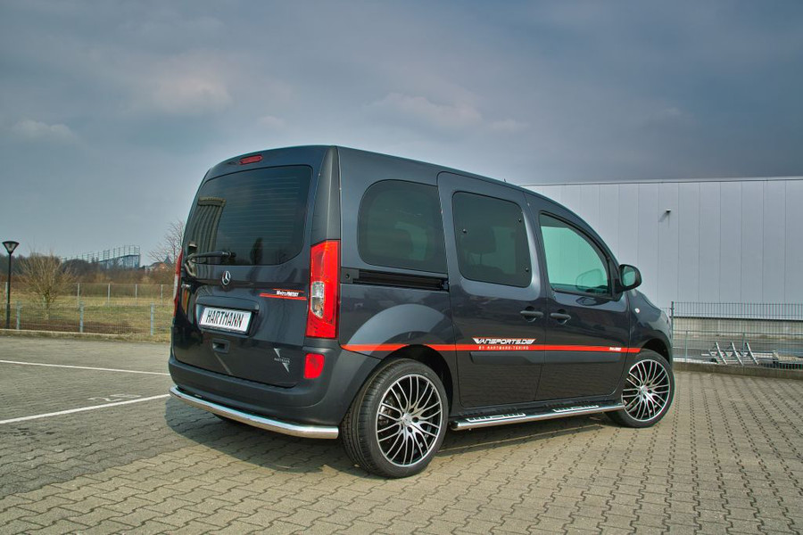 hartmann styling kits for mercedes citan. Black Bedroom Furniture Sets. Home Design Ideas