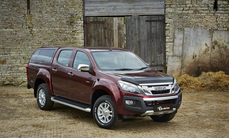 Isuzu D Max accs 1 at Isuzu Launches New Accessories for D Max Pickup