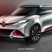 MG CS concept 1 175x175 at MG CS Concept Announced for Shanghai