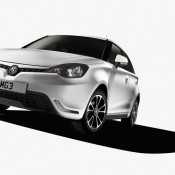 MG3 supermini 1 175x175 at Official: 2014 MG3 Unveiled in China
