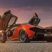 McLaren P1 Bahrain 1 175x175 at Gallery: McLaren P1 Launches in the Middle East