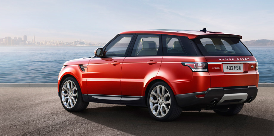 new range rover sport to get four cylinder and diesel hybrid powertrains. Black Bedroom Furniture Sets. Home Design Ideas