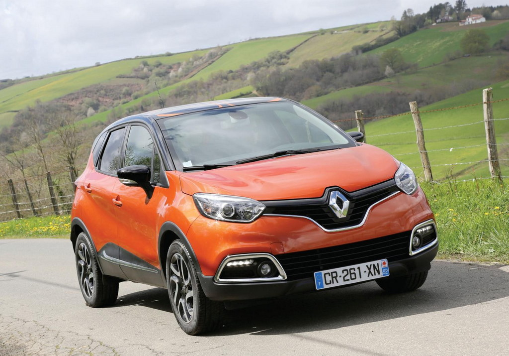 renault captur uk prices and specs announced. Black Bedroom Furniture Sets. Home Design Ideas