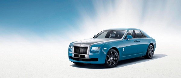 Rolls Royce Ghost Alpine Trial Centenary Collection 2 600x261 at Official: Rolls Royce Ghost Alpine Trial Centenary Collection