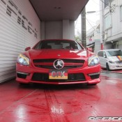 SL63 AMG on Forgiato Wheels 5 175x175 at Gallery: Mercedes SL63 AMG on Forgiato Wheels