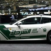 ferrari ff police 1 175x175 at After the Aventador Dubai Police Now Gets a Ferrari FF
