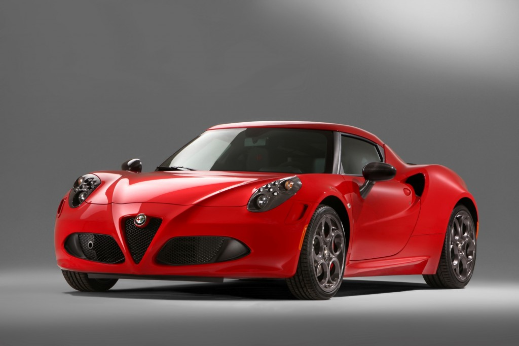 2014 alfa romeo 4c new pictures. Black Bedroom Furniture Sets. Home Design Ideas