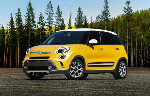 2014 Fiat 500L 1 600x385 at 2014 Fiat 500L Priced from $19,100 in the U.S.