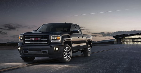 2014 GMC Sierra 600x314 at 2014 GMC Sierra Gets a Torquey New Engine