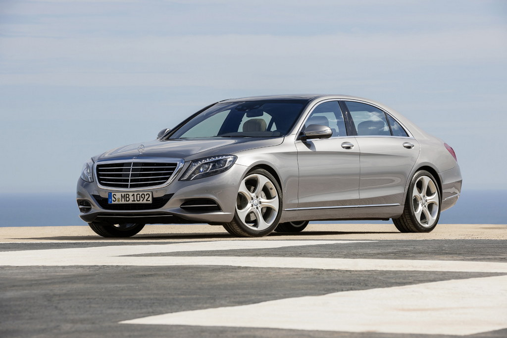 2014 mercedes s class official videos