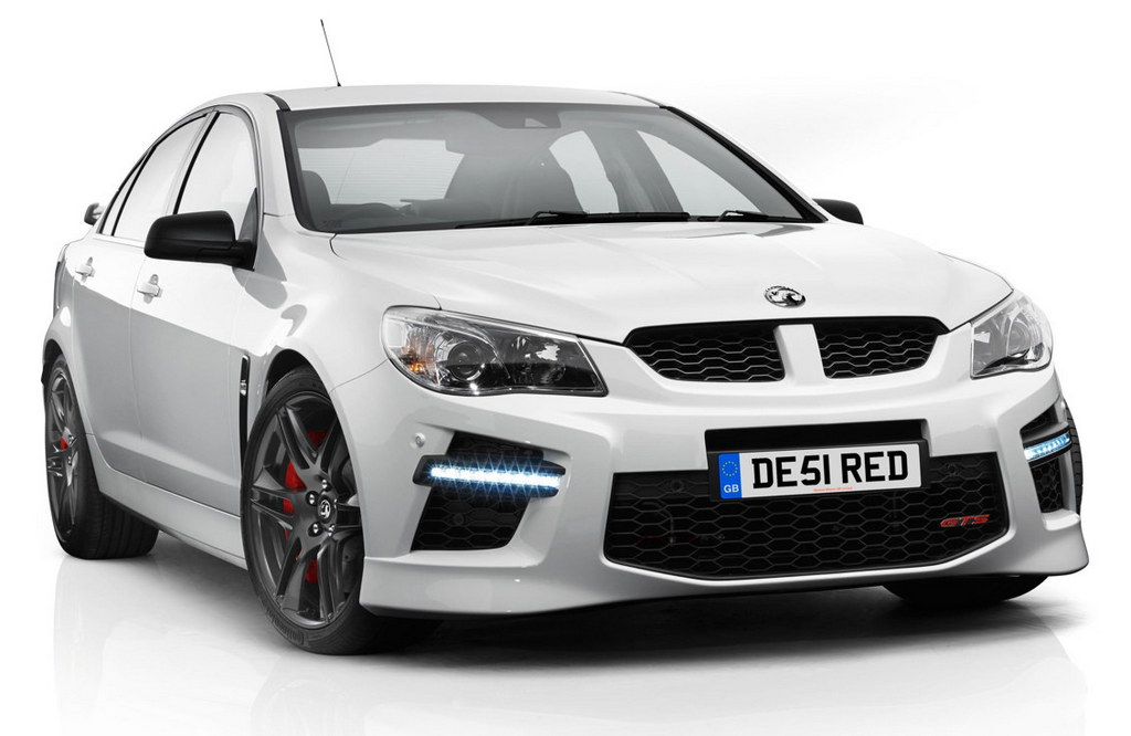2014 Vauxhall Vxr8 Revealed With 580 Hp