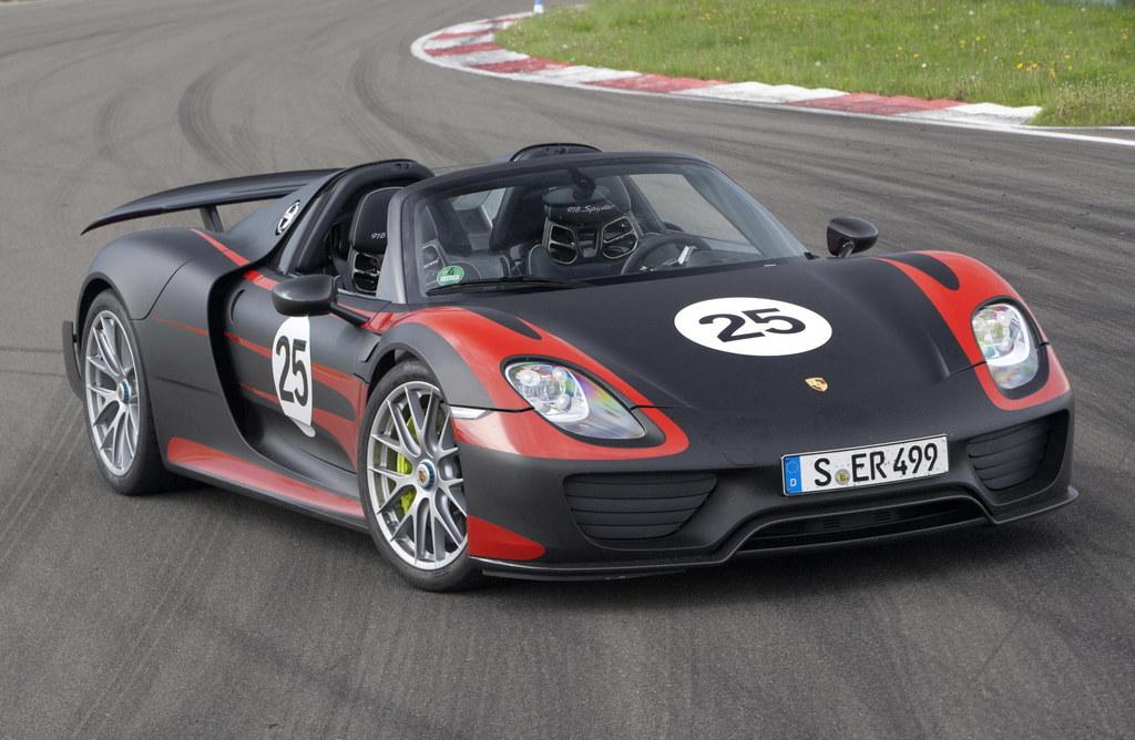 Новость: Porsche выпустит 918 су…