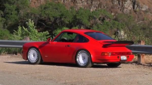 BBi Autosport 911 600x338 at Matt Farah Drives BBi Autosports Custom Porsche 911