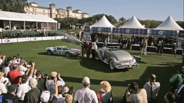 Born of a Blue Sky 600x336 at Born of a Blue Sky: 2013 Amelia Island Concours Highlights