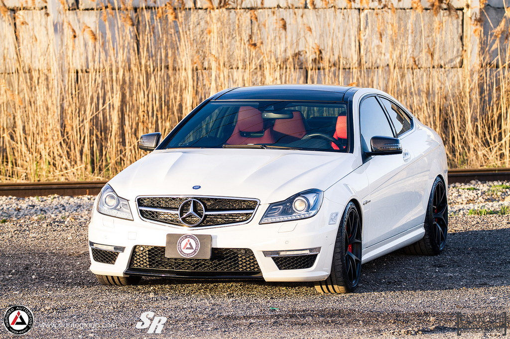 Mercedes C63 AMG Coupe by Inspired Autosport  Gallery